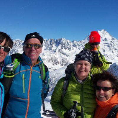 Mt Teillliers, 2951m  25.02.2017
